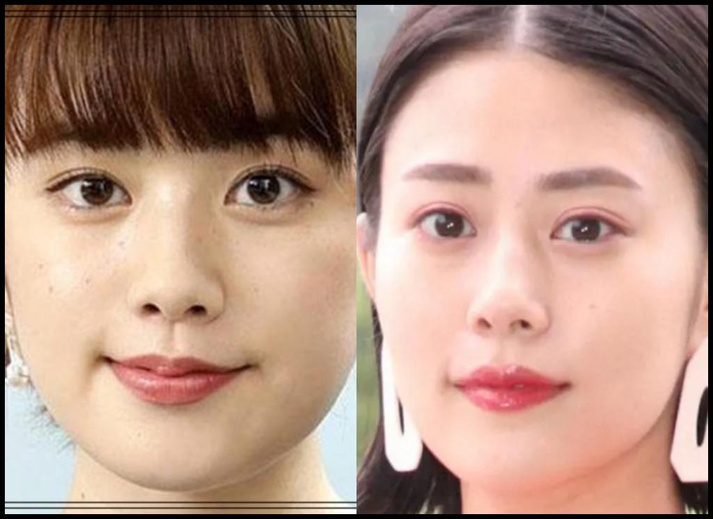 筧美和子さんと高畑充希さんの画像