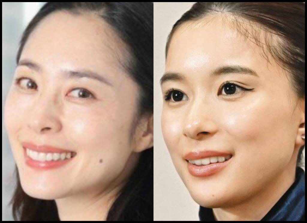 深津絵里さんと芳根京子さんの画像