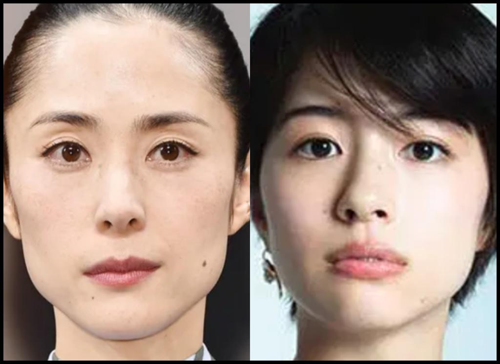 深津絵里さんと佐久間由衣さんの画像
