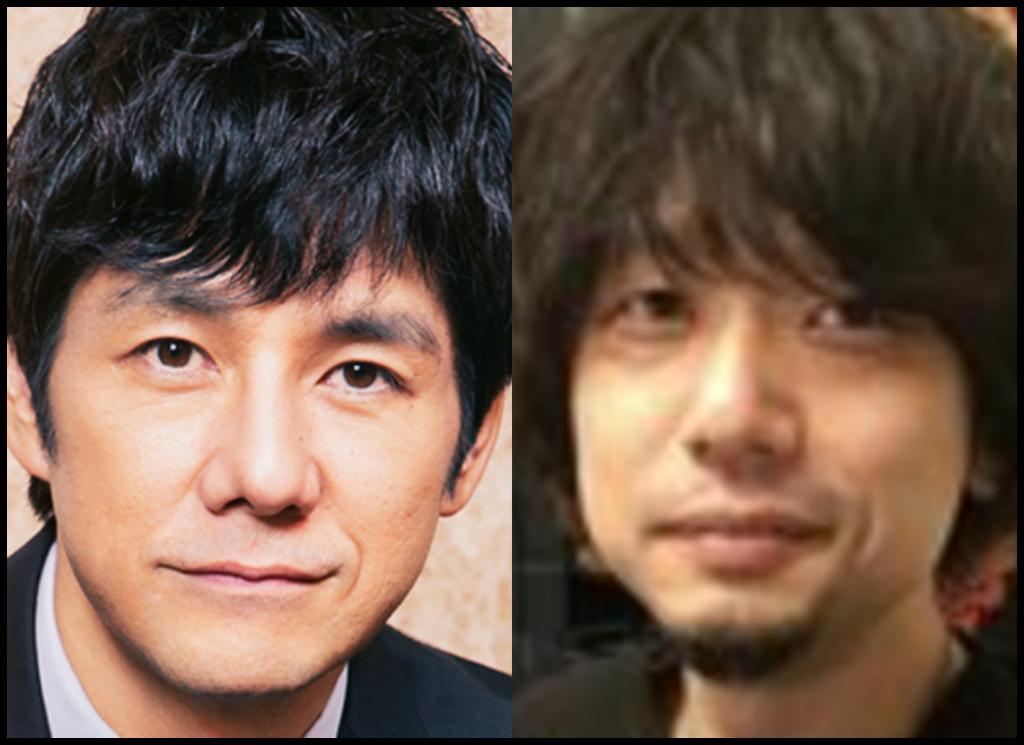 西島秀俊さんと生形真一さんの画像